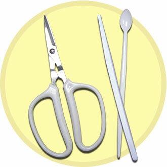 食蟹必備★大力剪品蟹組★含一把蟹剪、二支蟹勺~ ##G0004