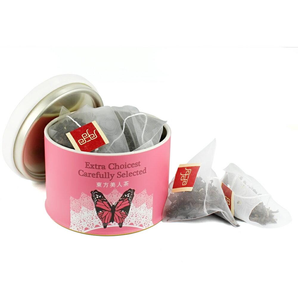 【杜爾德洋行 Dodd Tea】嚴選三峽東方美人立體茶包12入 【台灣鳳蝶紀念版】 1