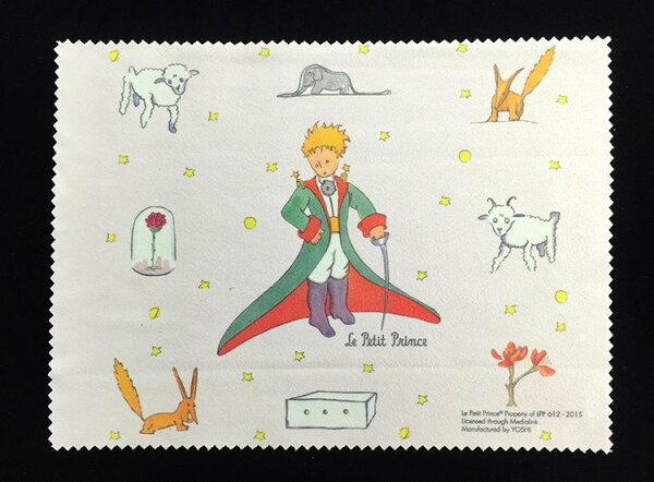 【YOSHI 850】小王子授權系列【溫柔的審判官】: 超細纖光學拭鏡布