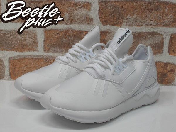 男生 BEETLE ADIDAS TUBULAR 平民版 Y-3 QASA 黑標 全白 白武士 慢跑鞋 S83141 1