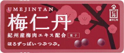 有樂町進口食品 日本 森下仁丹 梅仁丹4987227030446 0