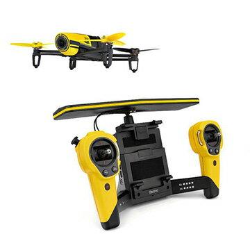 【迪特軍3C】Parrot Bebop+Skycontroller 四軸飛行器(鵝絨黃) - 限時優惠好康折扣