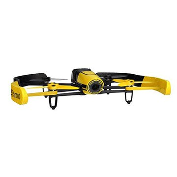 【迪特軍3C】Parrot Bebop 四軸高清紀錄飛行器 (黃色) - 限時優惠好康折扣