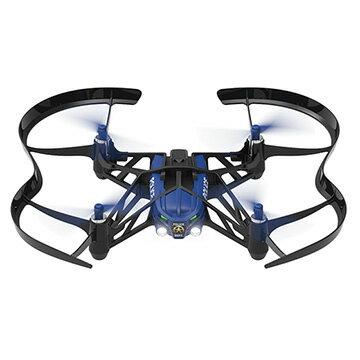 【迪特軍3C】Parrot Airborne Night迷你智能遙控飛機(藍色Mac Lane) - 限時優惠好康折扣