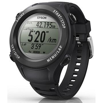 【迪特軍3C】EPSON SF-110B 路跑教練GPS腕表(黑色) 0