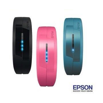 【迪特軍3C】EPSON PS-100P 心率智慧手環(M/L) 2