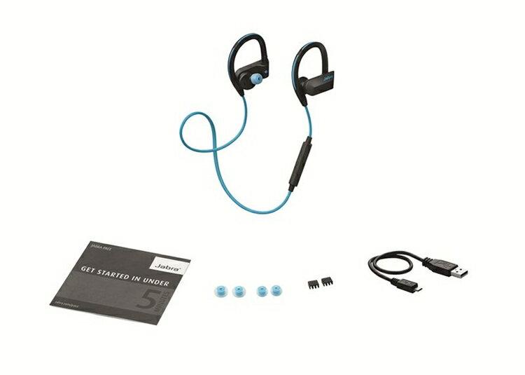 【迪特軍3C】JABRA SPORT PACE 無線運動藍牙耳機(藍) 6