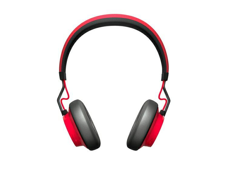 【迪特軍3C】Jabra MOVE Wireless 耳罩式無線耳機 頭戴式 雙待/ AVRCP/A2DP (紅) 1