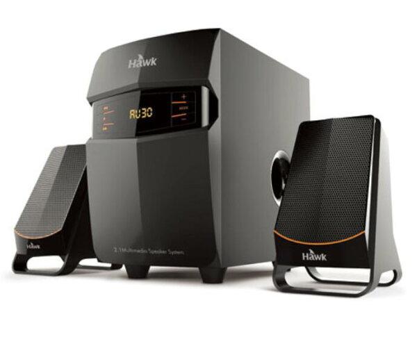 【迪特軍3C】Hawk S833 神盾 2.1聲道多媒體喇叭