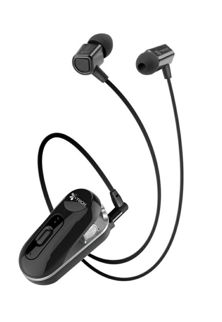 【迪特軍3C】i-Tech Clip II Mini  立體聲夾式藍牙耳機 (黑色) 1