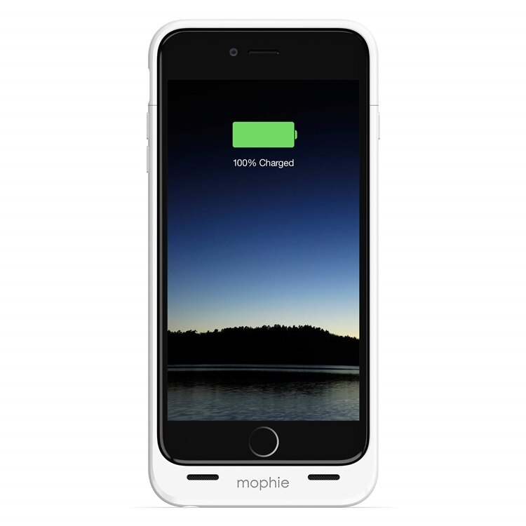 【迪特軍3C】mophie Juice Pack for iPhone 6/6S Plus 背蓋式電源(白) 1