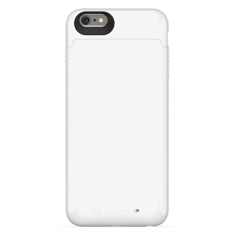 【迪特軍3C】mophie Juice Pack for iPhone 6/6S Plus 背蓋式電源(白) 5