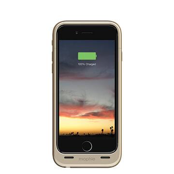 【迪特軍3C】mophie Juice Pack Air for iPhone 6/6S 背蓋電源(金) 1