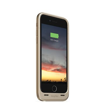 【迪特軍3C】mophie Juice Pack Air for iPhone 6/6S 背蓋電源(金) 2