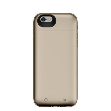 【迪特軍3C】mophie Juice Pack Air for iPhone 6/6S 背蓋電源(金) 5