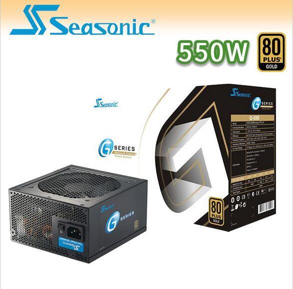 【迪特軍3C】 海韻 Seasonic G-550W 80Plus 電源供應器 0