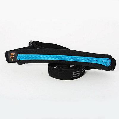 SPIBELT彈性腰包 (抗水款-淺藍鍊)