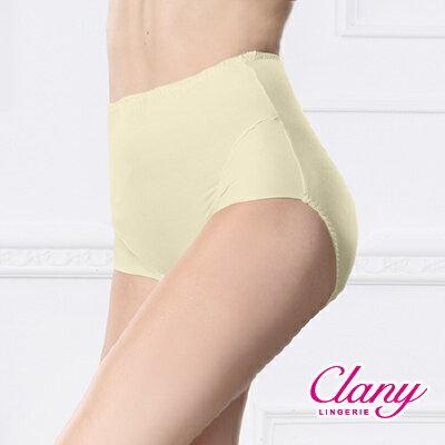 【可蘭霓Clany】保養絲蛋白L-XL蜜桃褲 初暮黃 2170-71 0