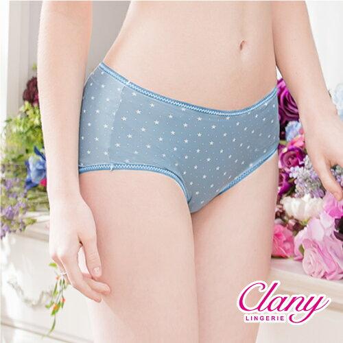 【可蘭霓Clany】 俏皮星星M-XL內褲 (優雅紫 5905-91) 1