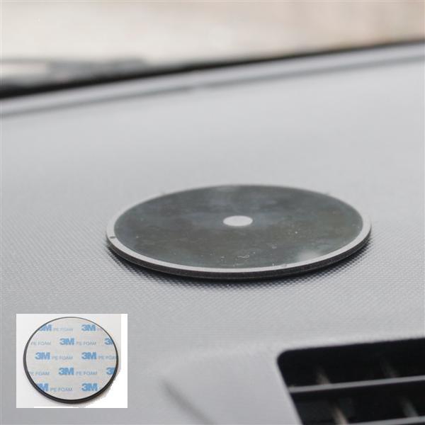 固定吸盤車架用圓底座 (Arkon AP013)