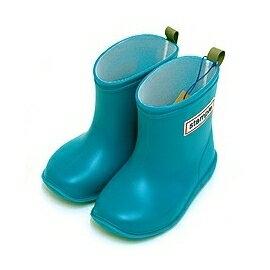 【本月贈鞋墊】日本【Stample】兒童雨鞋(天空藍) 0
