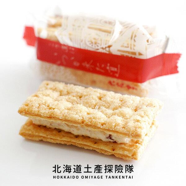 「日本直送美食」[六花亭] 榲桲果蜂蜜檸檬千層派 5枚 ~ 北海道土產探險隊~
