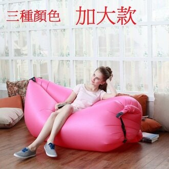 【露營趣】中和 TNR-195 空氣沙發 懶人沙發 沙發椅 懶骨頭 懶人椅 充氣沙發 野餐墊 充氣墊 熱狗堡