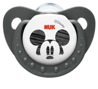 『121婦嬰用品館』NUK 米奇安睡型矽膠安撫奶嘴 - 一般 2