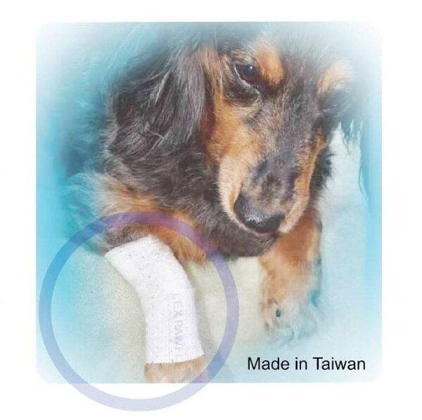 寵物受傷用繃帶 - 繃帶固定護套  大、中、小型寵物 受傷 簡單急救包紮 台灣製造