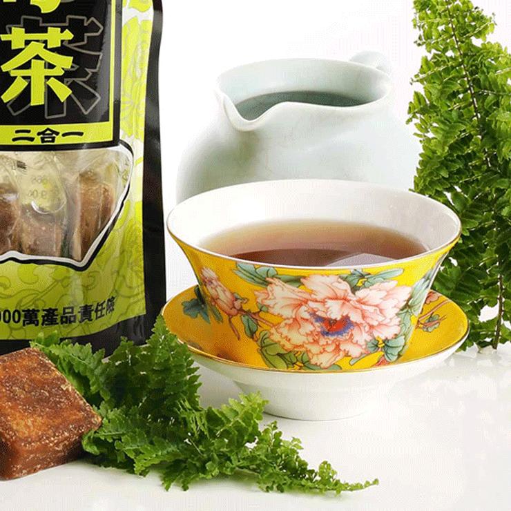 【黑金傳奇】二合一黑糖薑母茶(大顆,455g) 1
