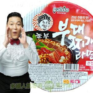 韓國八道 部隊鍋風味(碗麵) 泡麵 [KR206]