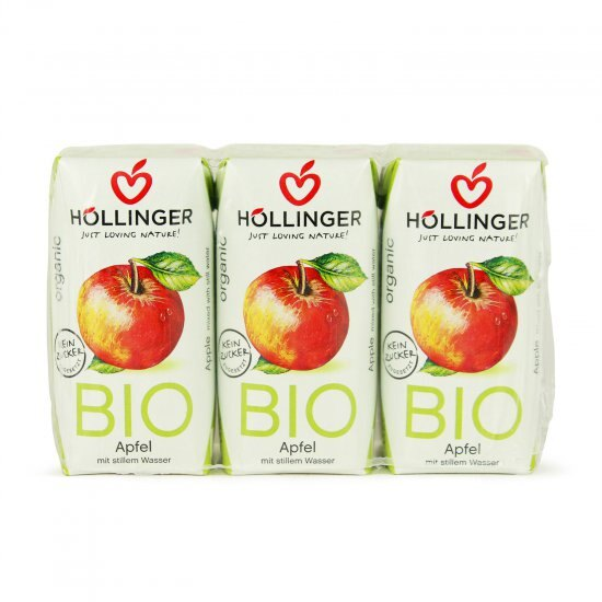 Hollinger - 荷林阿爾卑斯鮮榨蘋果汁200ml 3入/組 0