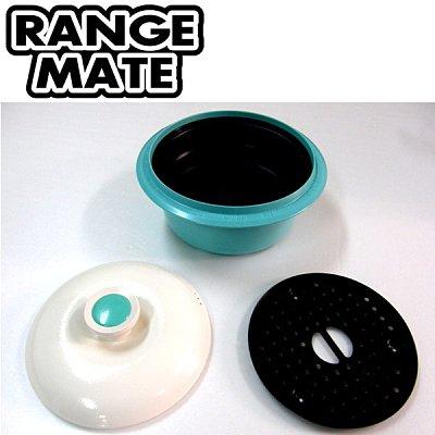 giligo 日、韓電視銷售冠軍RANGE MATE水波爐專用遠紅外線烹飪湯鍋RM-003【韓國料理簡單上手】