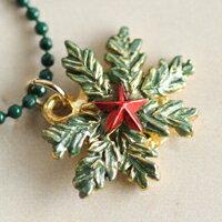 聖誕節禮物推薦〔APM飾品〕日本Brough Superior 耶誕仙樹迷迭香許願項鍊