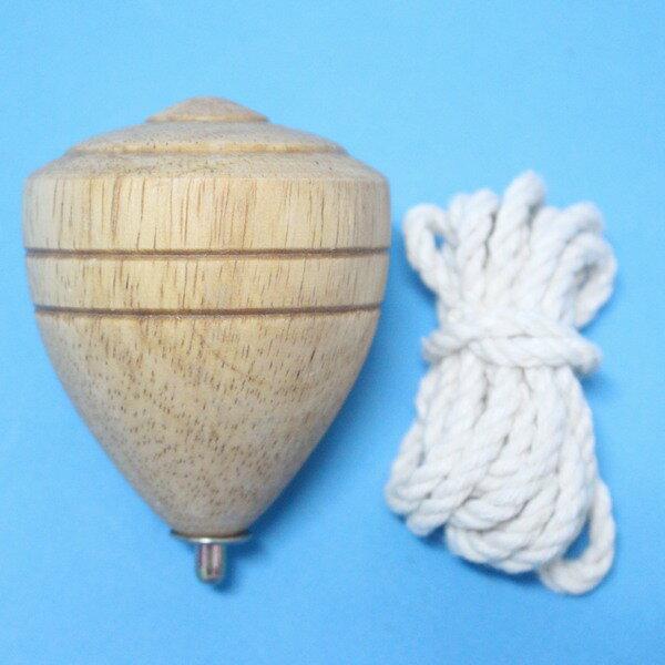 台灣製陀螺 (中大)直徑約57mm 彩繪陀螺 實木陀螺 木質陀螺/一個入{定50}童玩陀螺~光華