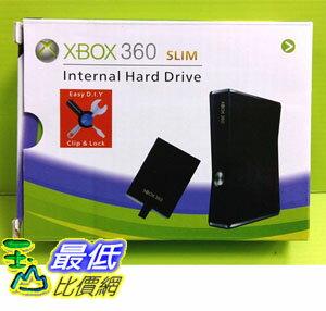 [刷卡價] XBOX360週邊 薄型主機專用 硬碟外殼 硬碟殼 純黑色_P420