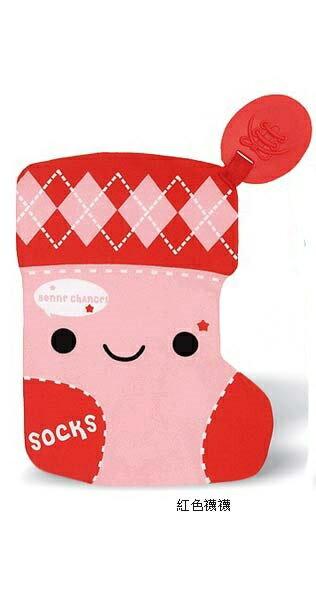 『121婦嬰用品館』拉孚兒 沙沙紙玩具 - 紅襪子 - 限時優惠好康折扣