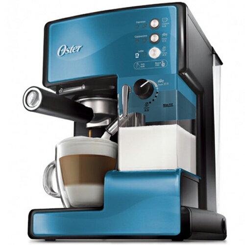 OSTER美國 奶泡大師義式咖啡機 PRO升級版(BVSTEM6602B)