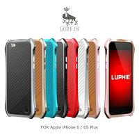 蝙蝠俠與超人周邊商品推薦LUPHIE 蝙蝠俠邊框皮背貼/Apple iPhone 6S/6S Plus/手機殼/鋁合金邊框/背蓋【馬尼行動通訊】