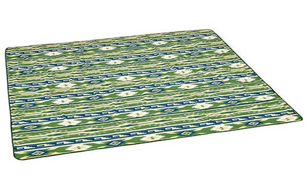 【鄉野情戶外專業】 Coleman |美國|  風格地毯(300)/帳蓬地墊 野餐墊/CM-23127M000