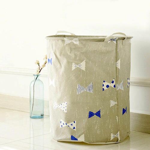收納筒 超大收納洗衣籃 玩具雜貨收納  40*50【ZA0697】 BOBI  09/14 0