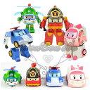 ROBOCAR POLI波力發條玩具變形玩具汽車赫利安寶羅伊012802海渡