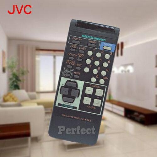 【傑偉士 / 勝利JVC / VICTOR】電視遙控器 RM-C424