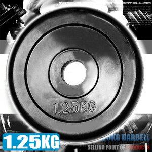 1.25KG包膠槓片(單片1.25公斤槓鈴片啞鈴片.重力舉重量訓練.運動健身器材.便宜.推薦哪裡買)C113-801