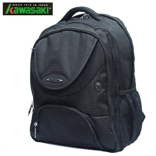 KAWASAKI可加大透氣背墊電腦包.背包.包包