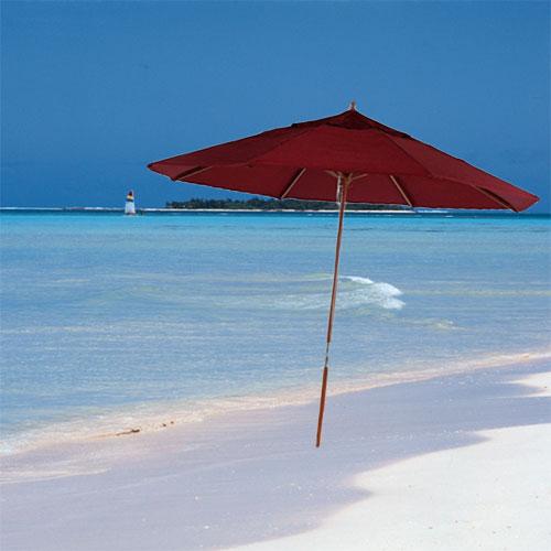 9尺木傘.庭院家具.遮陽傘