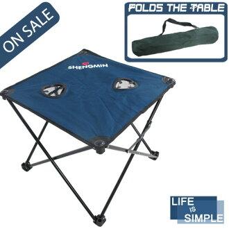 折疊帆布桌.露營用品.戶外用品.野營.折疊桌