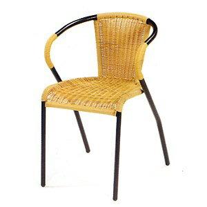 金屬管籐椅系列.家具P020-HC-062