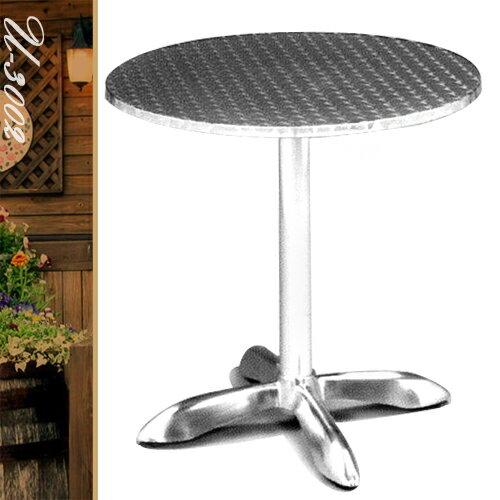 70CM鋁製圓桌(鋁包邊)圓茶几.置物桌.洽談桌.餐桌子.休閒桌.庭園桌.傢俱家具傢具特賣會