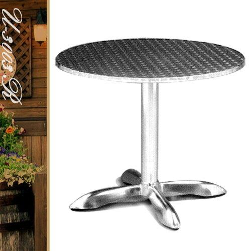 80CM鋁製圓桌(金屬全包邊)圓茶几.置物桌.洽談桌.餐桌子.休閒桌.庭園桌.傢俱家具傢具特賣會